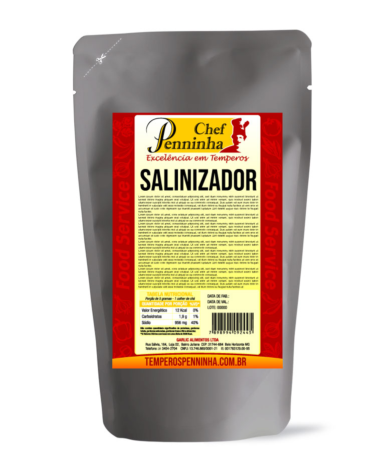 salinizador